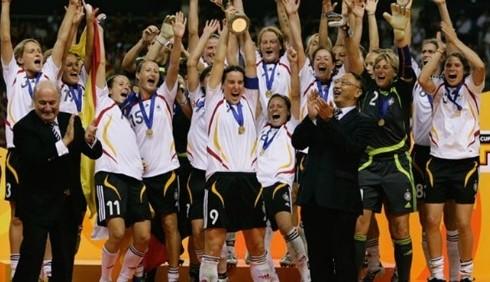 Mondiale di calcio femminile: la Germania contro tutti
