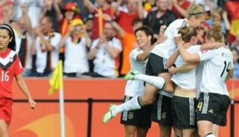 FIFA Women's World Cup, la Germania batte il Canada di Carolina Morace