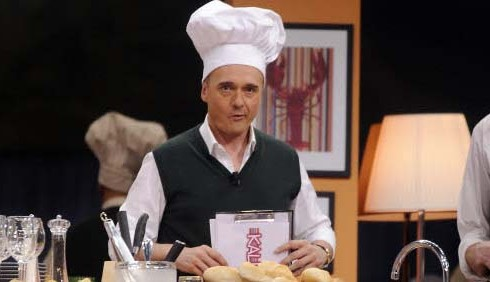 La notte degli chef, lo show culinario di Alfonso Signorini