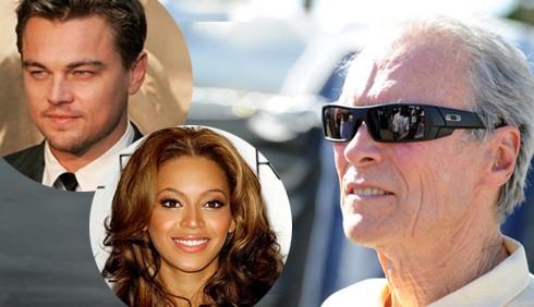 Clint Eastwood vuole Beyoncé e Leonardo DiCaprio nel suo film
