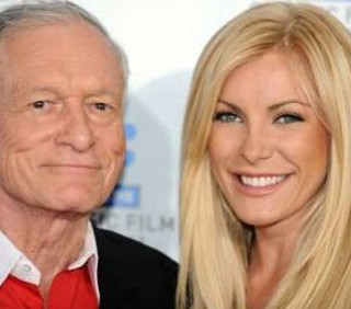 Salta il matrimonio di Hugh Hefner, re di Playboy