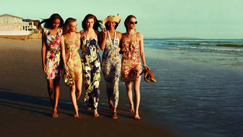 Look per un aperitivo in spiaggia - DireDonna 465089e3f4f