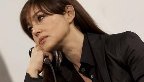 Monica Bellucci parla dal Taormina Film Fest