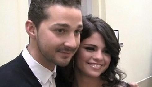 Selena Gomez tra Justin Bieber e Shia LaBeouf