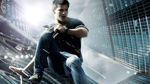 Abduction con Taylor Lautner: nuovo poster