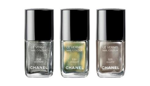 Illusion D'Ombres, i nuovi smalti Chanel per l'inverno