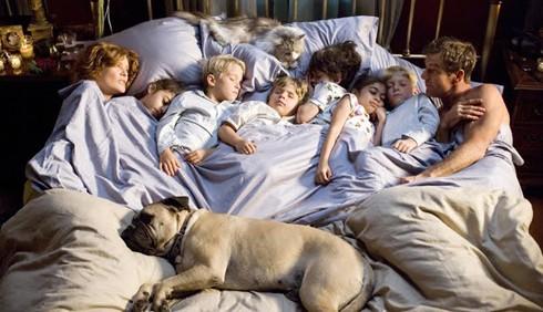 Vivere serenamente in una famiglia allargata