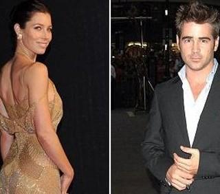 Jessica Biel e Colin Farrell si frequentano?