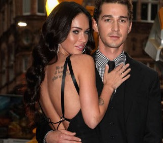 Shia LaBeouf e Megan Fox