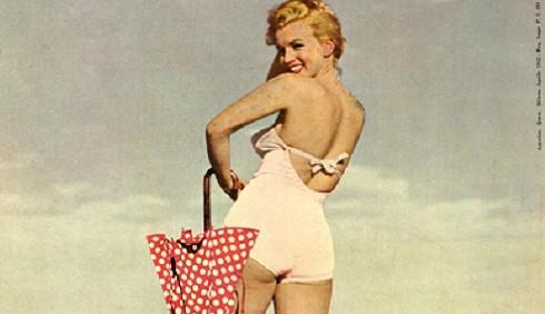 Marilyn Monroe per Pirelli, scoperta una foto del 1952