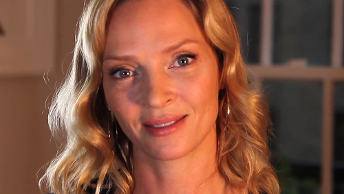 Uma Thurman con Human Rights per i matrimoni gay