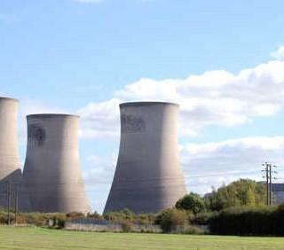 Incidente in una centrale nucleare in Egitto