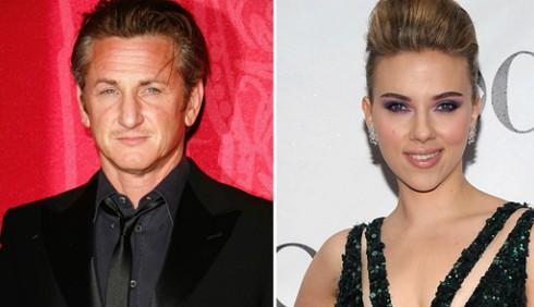 Scarlett Johansson e Sean Penn si sono lasciati