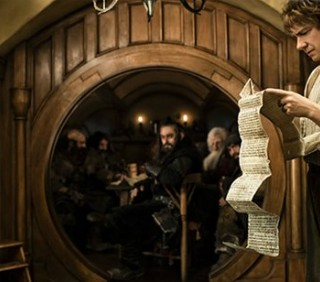 Prime immagini da The Hobbit di Peter Jackson
