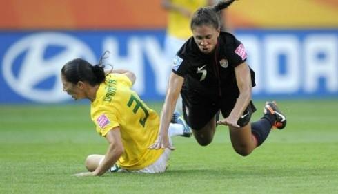 Fuori a sorpresa Germania e Brasile dal mondiale di calcio femminile