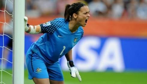 Mondiale di calcio femminile, i quarti di finale da domani al via