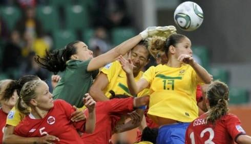 Mondiale di calcio femminile, arrivano i primi verdetti