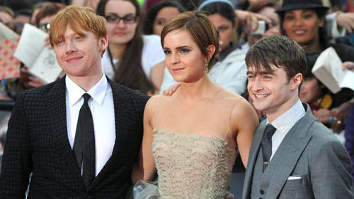 Harry Potter 7, il cast completo all'anteprima