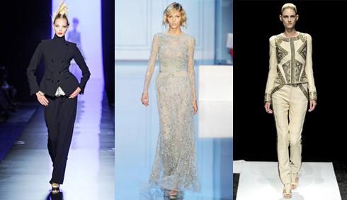 Parigi Haute Couture: Jean Paul Gaultier, Elie Saab e Maxime Simoens