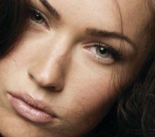 Megan Fox testimonial per Armani