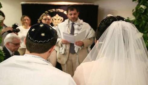 Il matrimonio ebraico