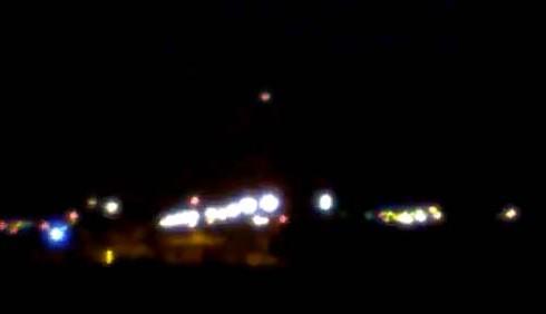 Il giallo dell'UFO a Lecce e del turista anglosalentino