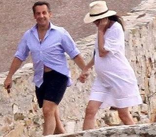 Carla Bruni e Nicolas Sarkozy: gemelli in arrivo?
