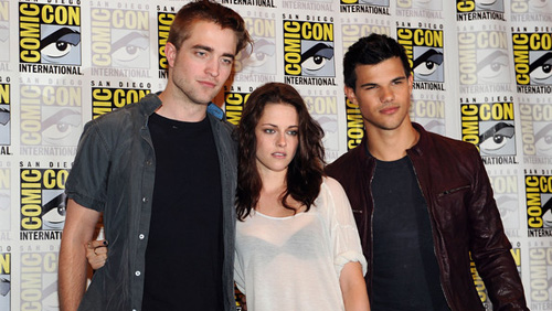 Breaking Dawn al Comic Con, il resoconto