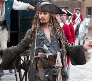 Johnny Depp pirata per la quinta volta?