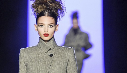 Make-up: i trend delle passerelle