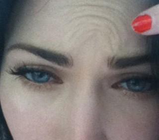 Megan Fox non usa il botox, le foto
