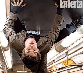 Prime immagini ufficiali da Spider-Man