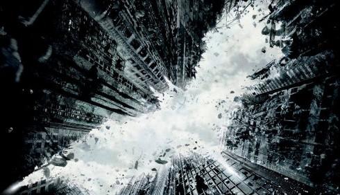 Primo poster di The Dark Knight Rises