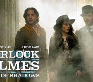 Sherlock Holmes 2: a game of shadows, primo trailer