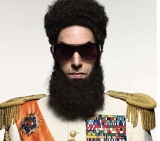 Sacha Baron Cohen: Borat diventa Gheddafi