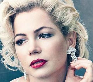 Michelle Williams è Marilyn Monroe e parla di Heath Ledger