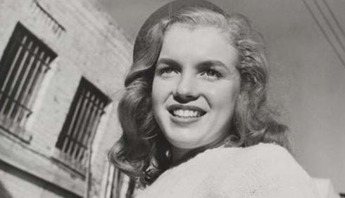 Marilyn Monroe, ecco il primo servizio fotografico