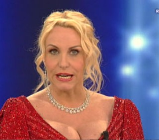 Antonella Clerici voleva Star Academy