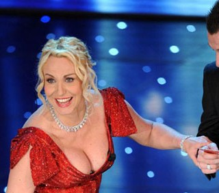 Niente Sanremo 2012 per Antonella Clerici