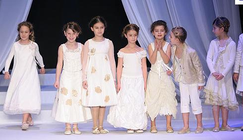 Milano Moda Donna: bambini in passerella per