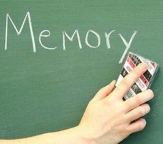 Scoperto come cancellare i brutti ricordi