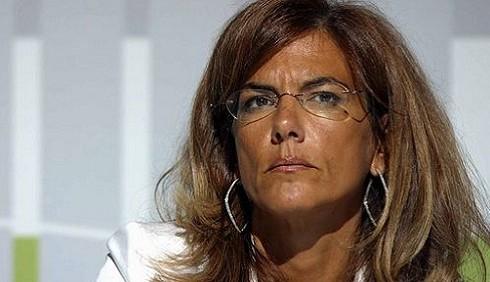 Manovra finanziaria: Emma Marcegaglia insoddisfatta del governo