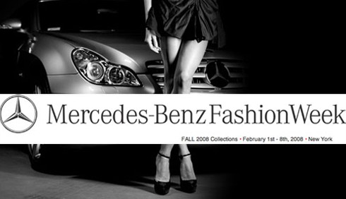 Mercedes-Benz Fashion Week: la scaletta degli stilisti