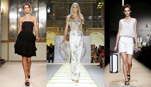 Milano Moda Donna: sfilate del terzo giorno