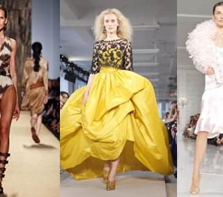 Mercedes-Benz Fashion Week: le sfilate del settimo e ottavo giorno