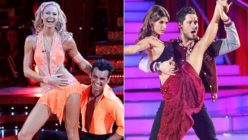 Stacey Keibler commenta Elisabetta Canalis a Dancing With The Stars