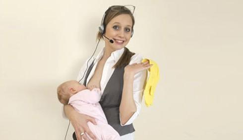 Come conciliare allattamento e lavoro