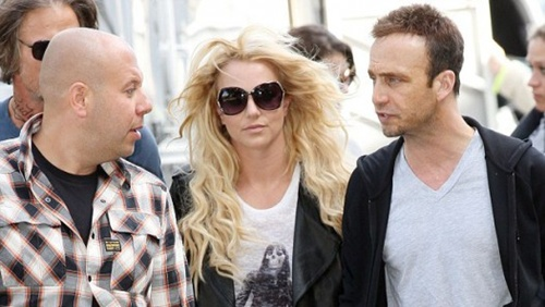 Britney Spears scandalosa in Criminal