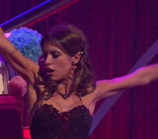 Elisabetta Canalis, la peggiore a Dancing With The Stars