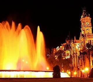 Valencia in autunno